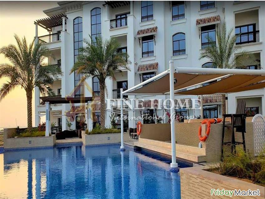 Now Available This Fine Apartment W/ 2 Balconies أبوظبي الإمارات